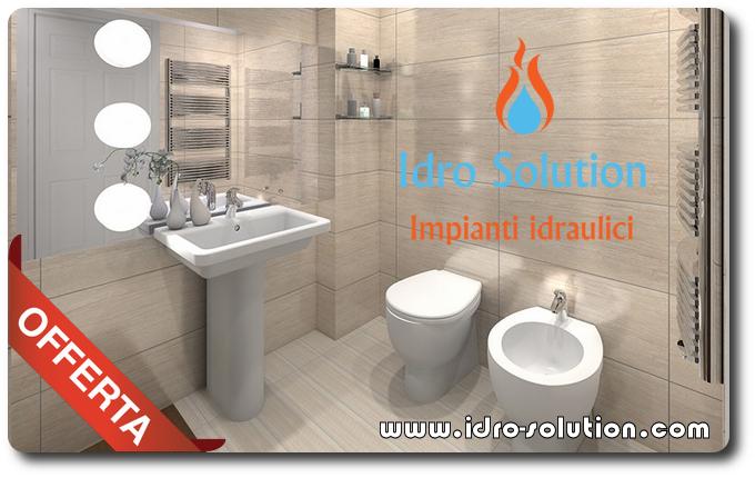Offerta rifacimento bagno idro solution
